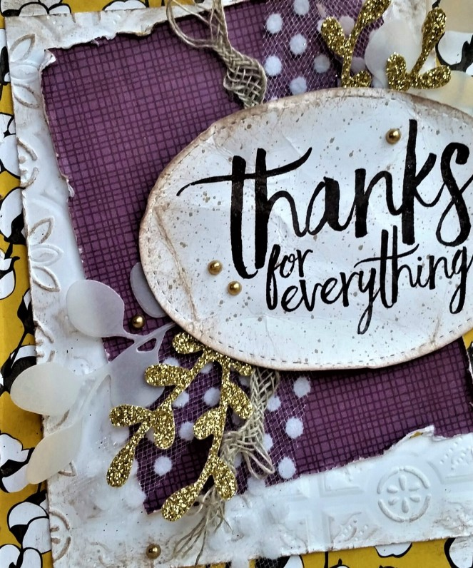 All Things Thanks - Thanks for Everything (zoom) by Tammy C. Wilson