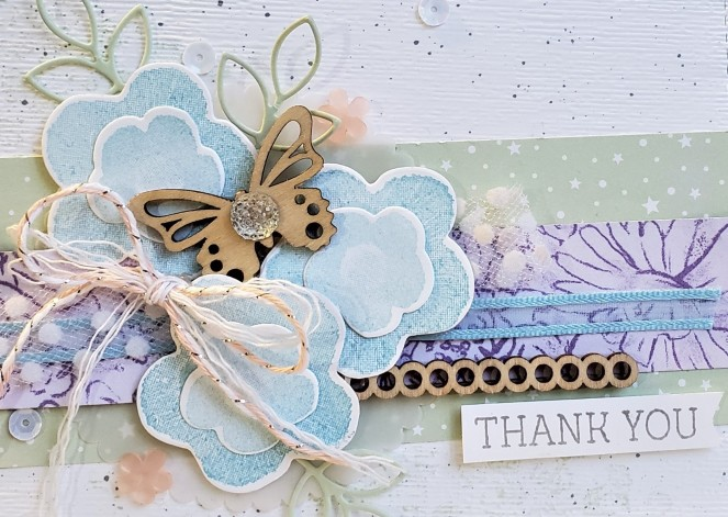 Needle & Thread - Thank You by Tammy C. Wilson (zoom)