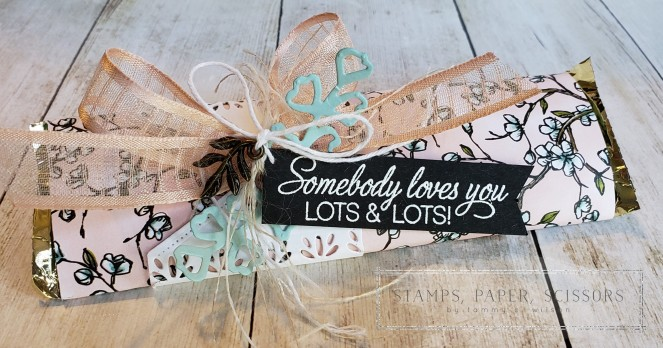 Bird Ballad - Petals and Parcels - Stitched Nested Labels by Tammy C. Wilson