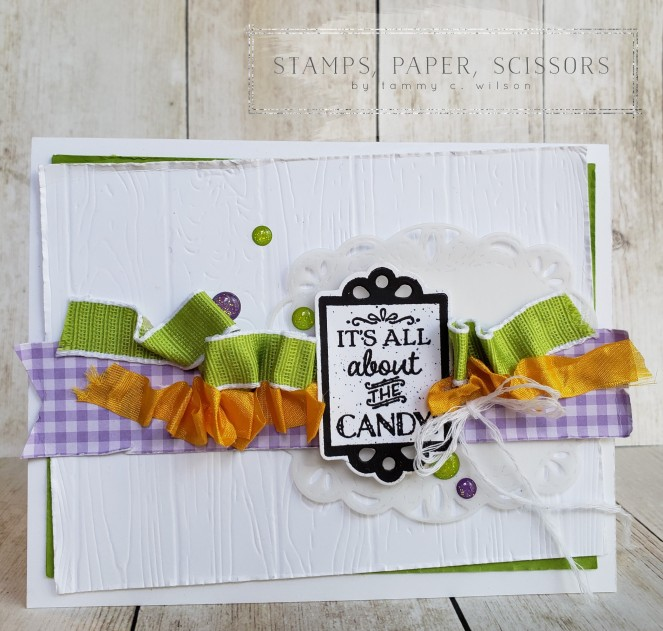 Tags Tags Tags - Halloween - Candy by Tammy C. Wilson