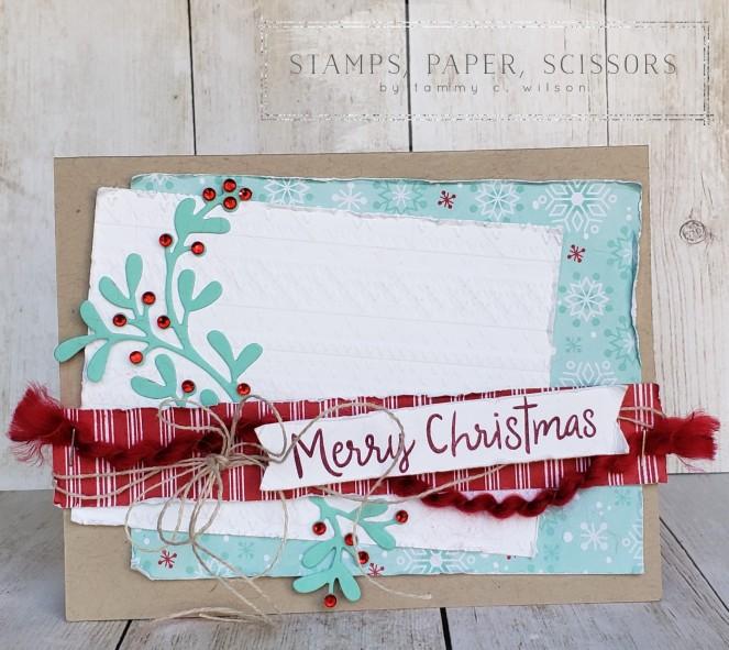 Christmas Layers - Snowman Season by Tammy C. Wilson