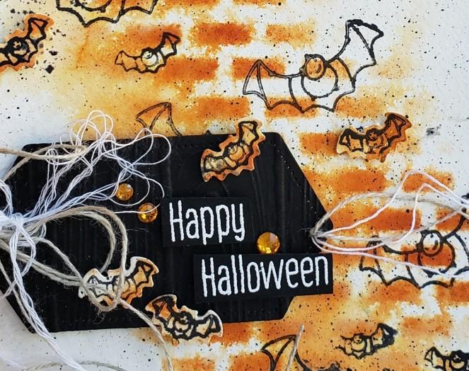 To Every Season - Halloween - Bats by Tammy C. Wilson (zoom)