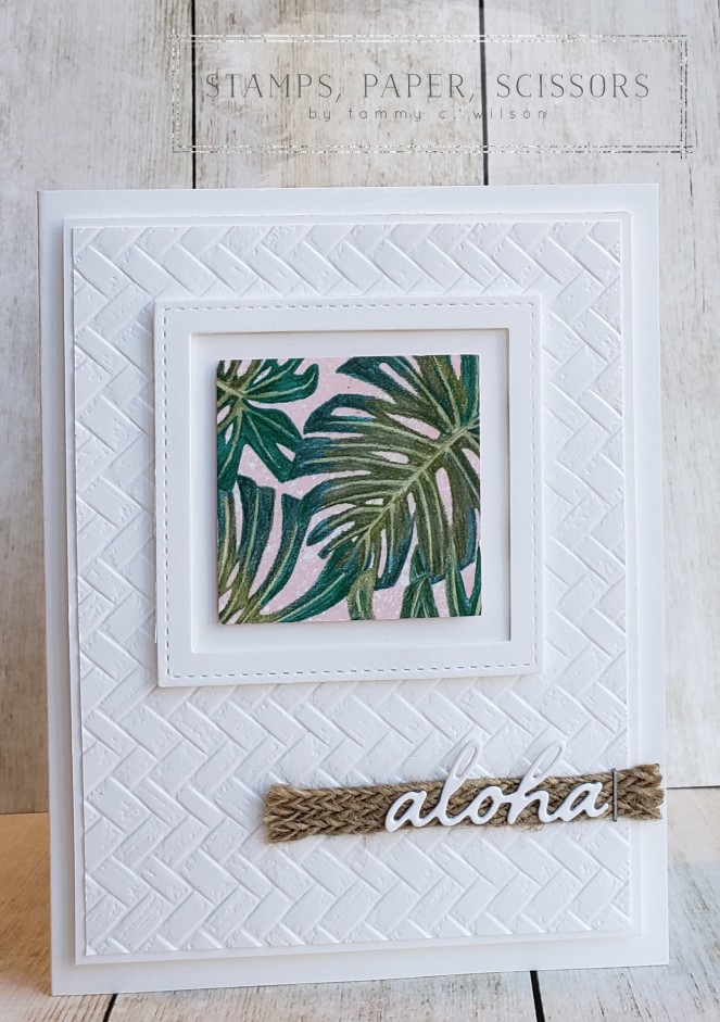 Timeless Tropical - Aloha by Tammy C. Wilson