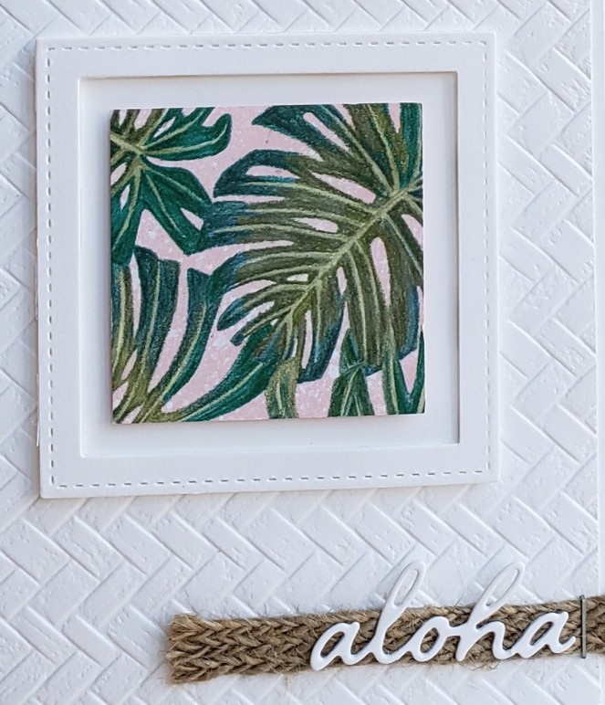 Timeless Tropical - Aloha by Tammy C. Wilson (zoom)