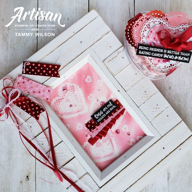 Artisan January 2020 - From My Heart - Tammy C. Wilson