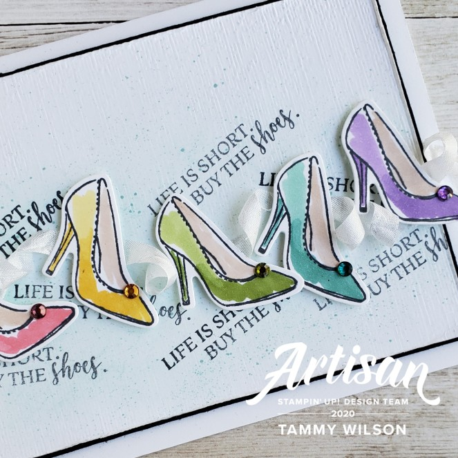 All Dressed Up - Buy the Shoes by Tammy C. Wilson (zoom)