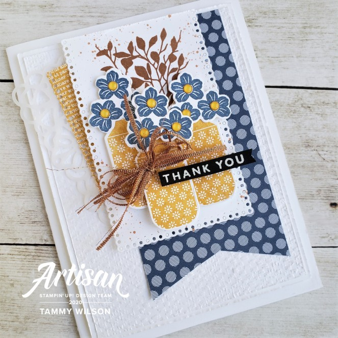 Boho Indigo - Thank You by Tammy C. Wilson (watermark)